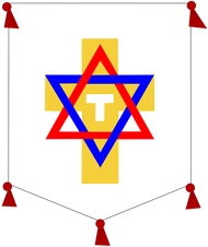 Golden Dawn Banner of the East (Ordo Astri)