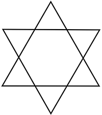 Lesser Ritual of the Pentagram: Hexagram, as above so below