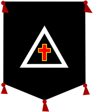 Golden Dawn Banner of the West (Ordo Astri)