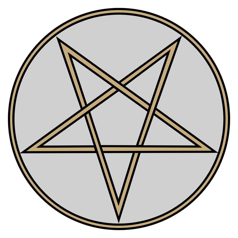 Averse Pentagram