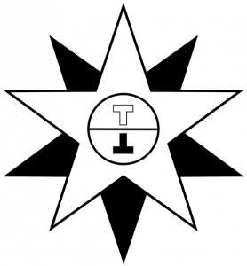 Dual Pentagram: Star of Union, or Eleven