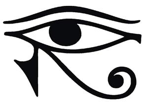 Left Eye of the Moon, Egyptian IAH