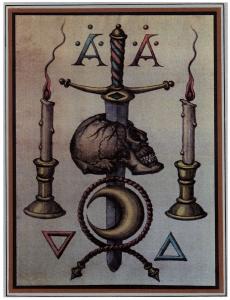 Lineage of Magi: 'Unofficial' Argenteum Astrum Richel No 1489