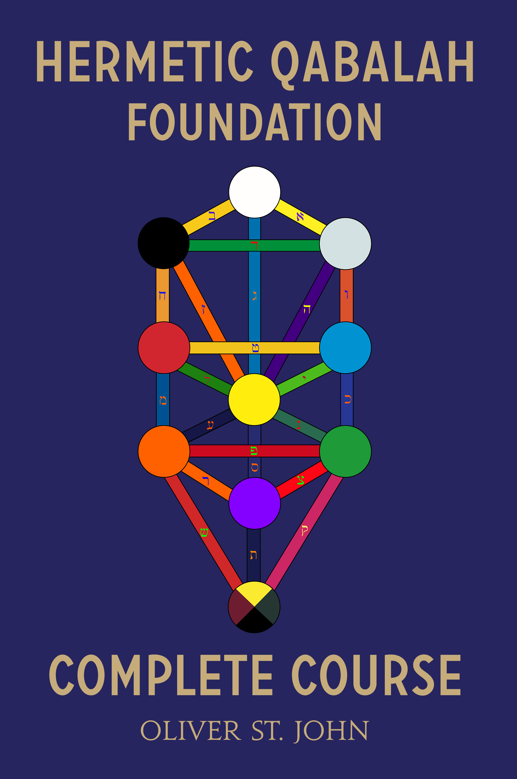 Ordo Astri Books: Hermetic Qabalah Foundation—Complete Course