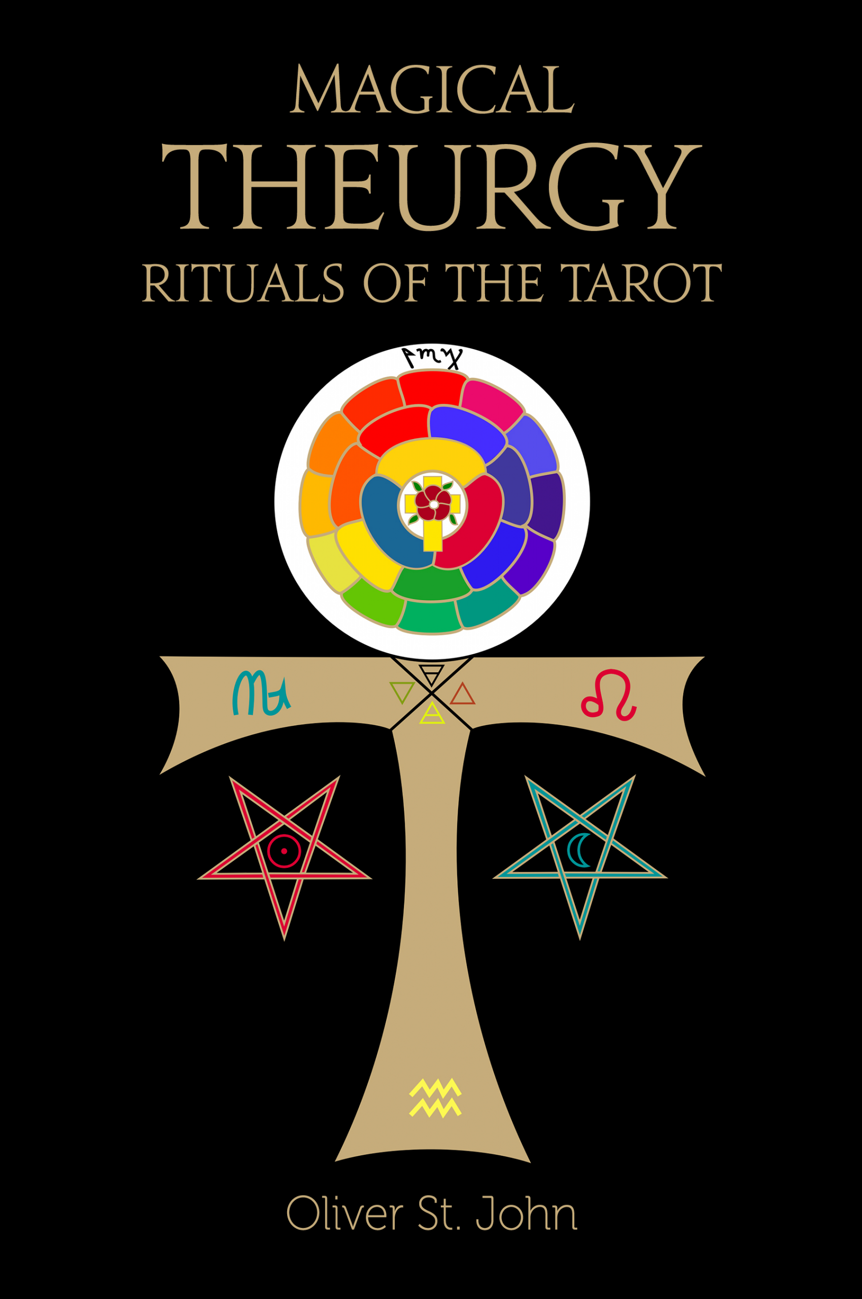 Ordo Astri Books: Magical Theurgy—Rituals of the Tarot (hardbound)