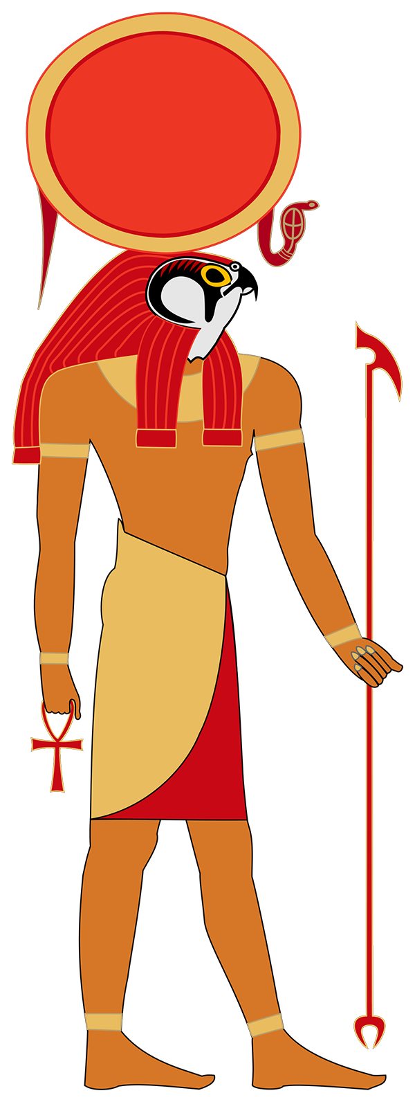 Aspiration: Ra the Sun God (Egyptian Tarot Thelema)