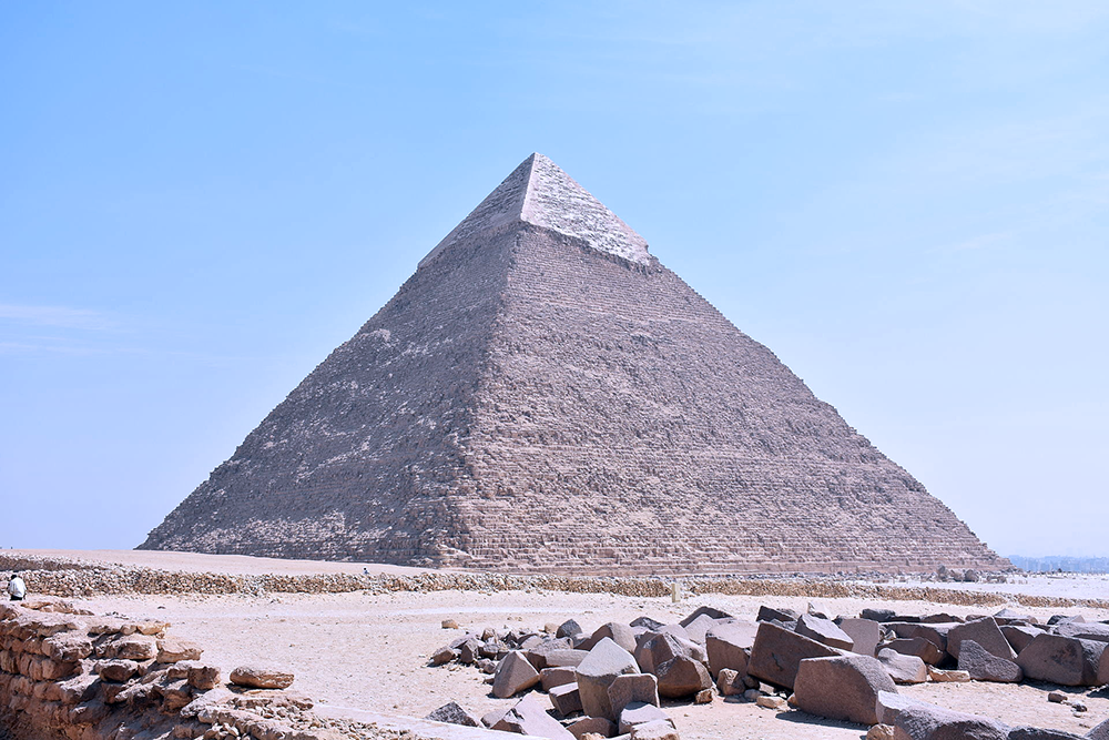 Prophecy of Hermes: Great Pyramid of Egypt