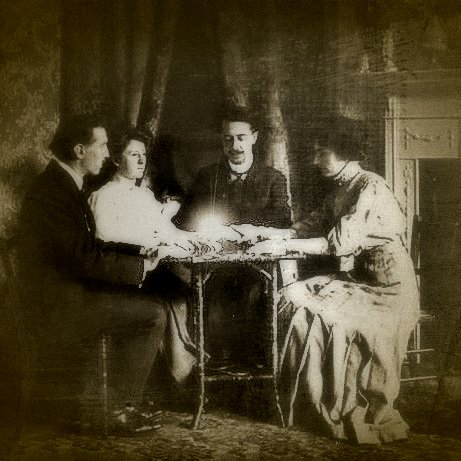 Psychism and Subversion: Séance